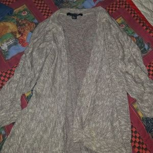 Forever21 cardigan/cover up